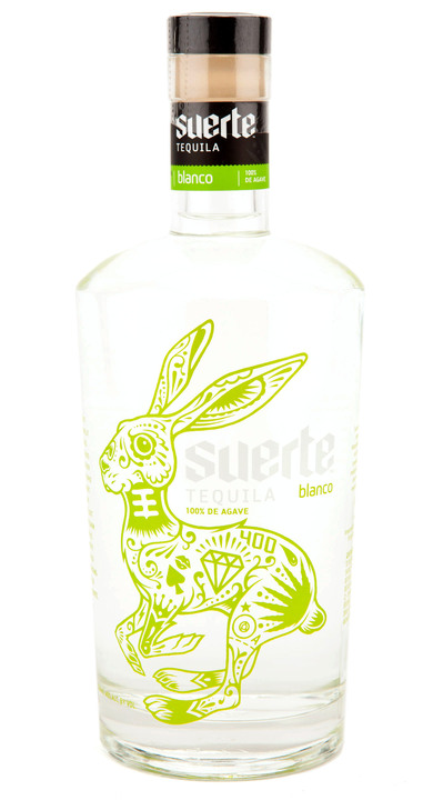 Bottle of Suerte Blanco