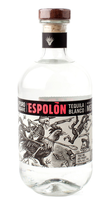 Bottle of Espolon Blanco