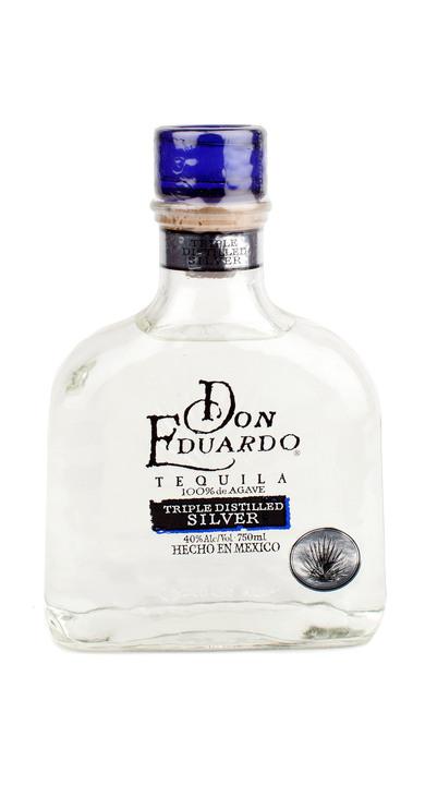 Bottle of Don Eduardo Silver