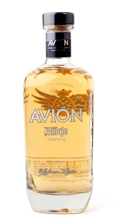 Bottle of Avion Añejo