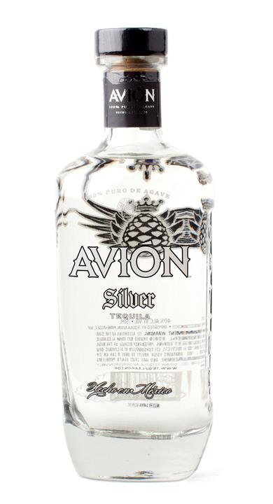 Bottle of Avión Silver