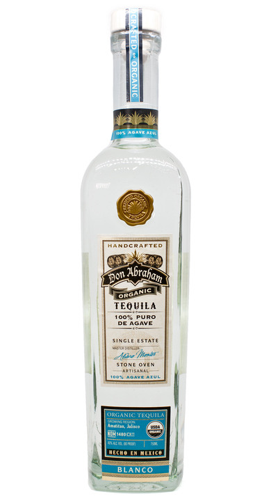 Bottle of Don Abraham Blanco