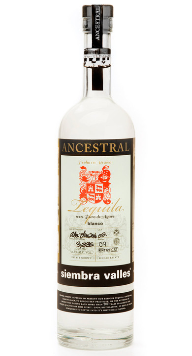 Bottle of Siembra Valles Ancestral Blanco