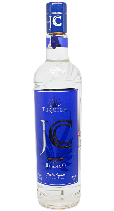 Bottle of JCC Blanco