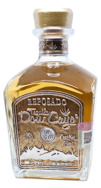 Bottle of Tequila Don Cayo Reposado