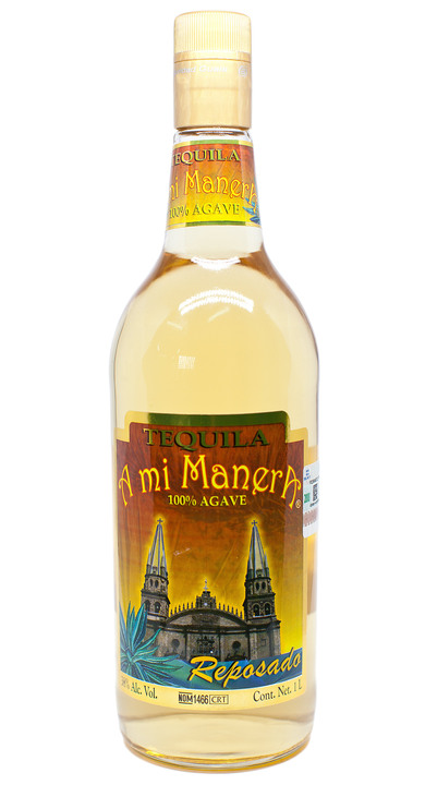 Bottle of A mi Manera Reposado