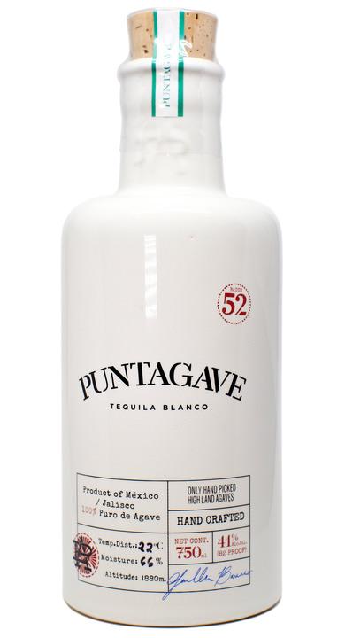 Bottle of Puntagave Blanco