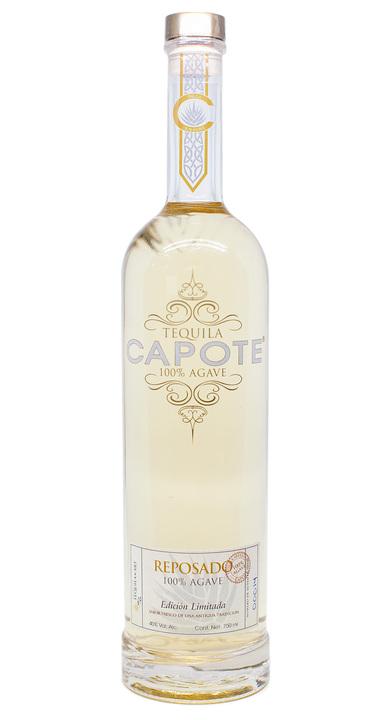 Bottle of Capote Reposado