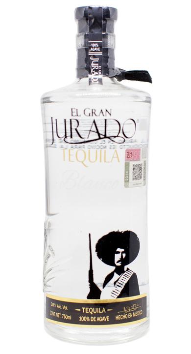 Bottle of El Gran Jurado Blanco