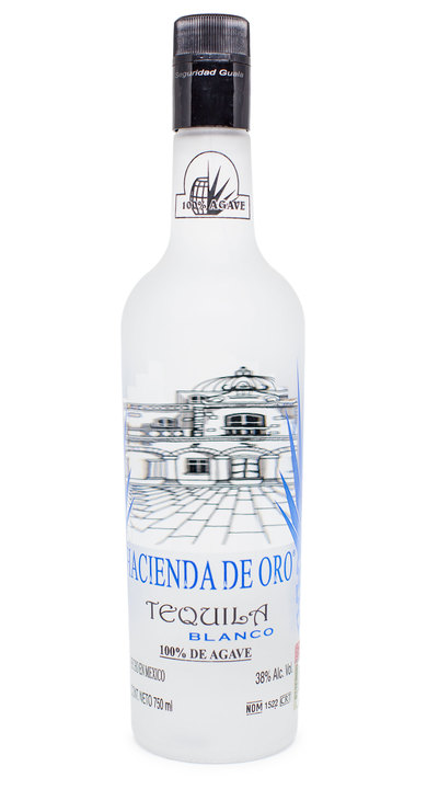 Bottle of Hacienda de Oro Blanco