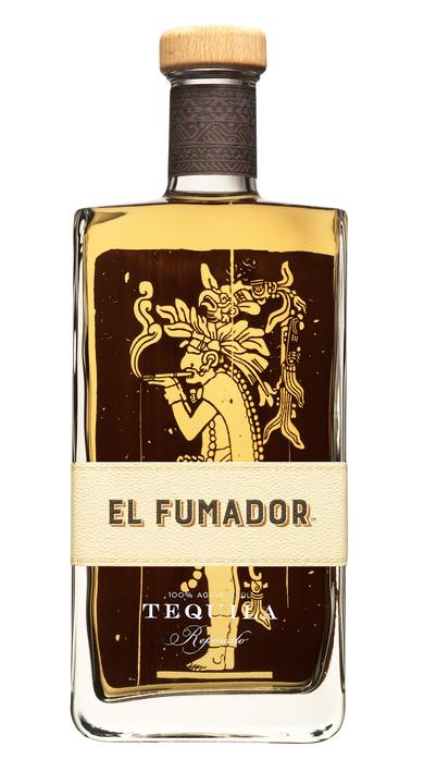 Bottle of El Fumador Reposado