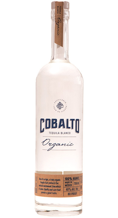 Bottle of Cobalto Blanco Organic