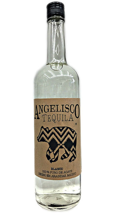 Bottle of Angelisco Blanco