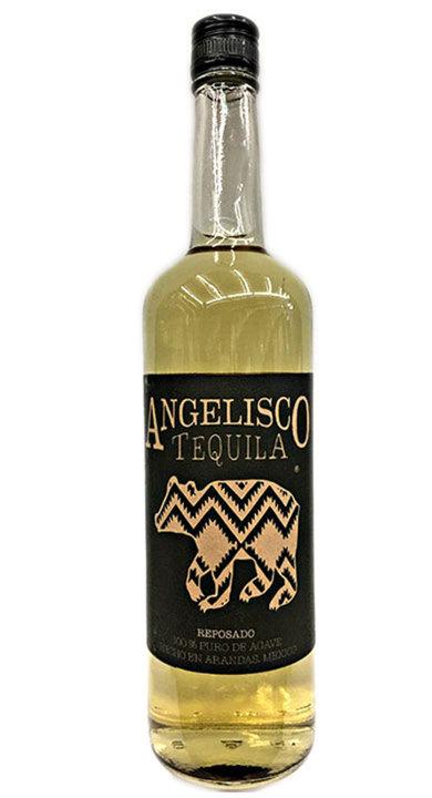 Bottle of Angelisco Reposado