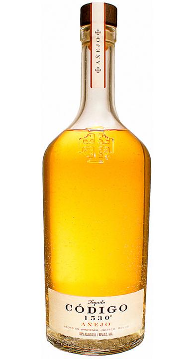 Bottle of Codigo 1530 Añejo