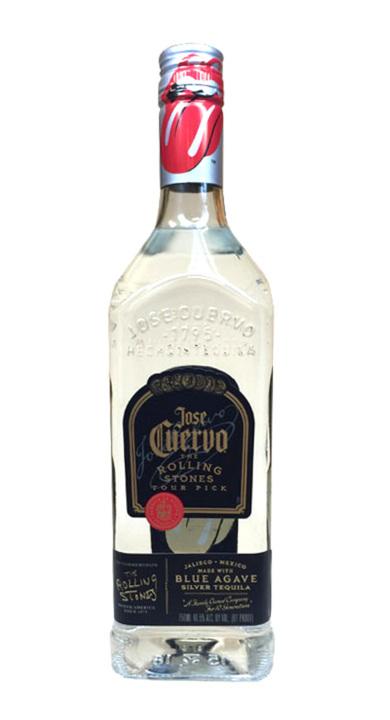 Bottle of Jose Cuervo Blanco - Rolling Stones Tour Pick