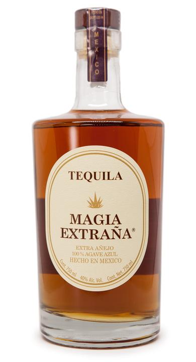 Bottle of Magia Extraña Extra Añejo