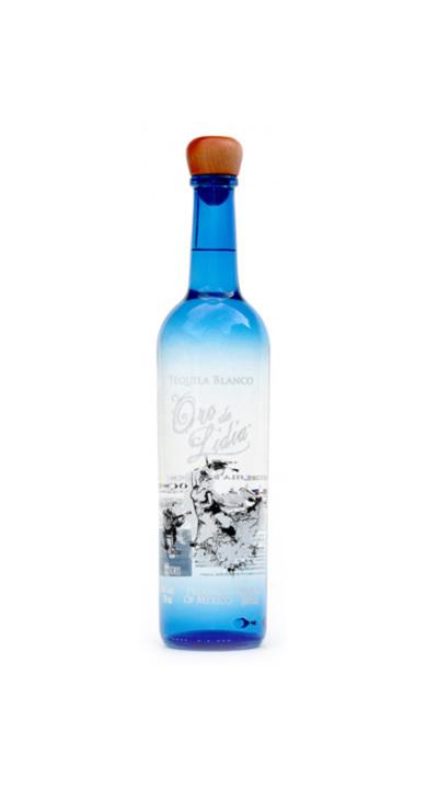 Bottle of Oro de Lidia Blanco