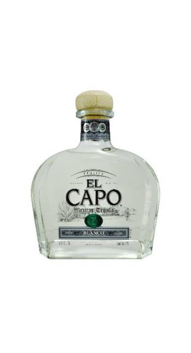 Bottle of El Capo Platinum