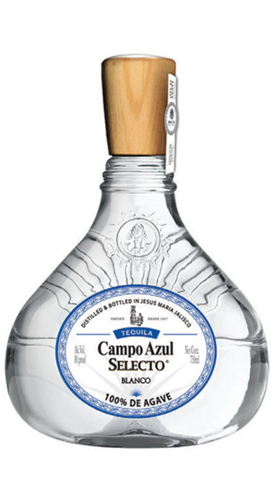 Bottle of Campo Azul Selecto Blanco