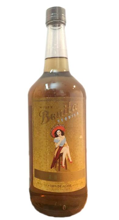Bottle of Mujer Bonita Añejo