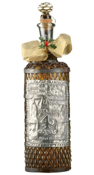 Bottle of 4 Copas Extra Añejo