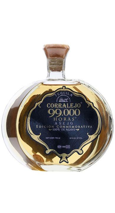 Bottle of Corralejo 99,000 Horas