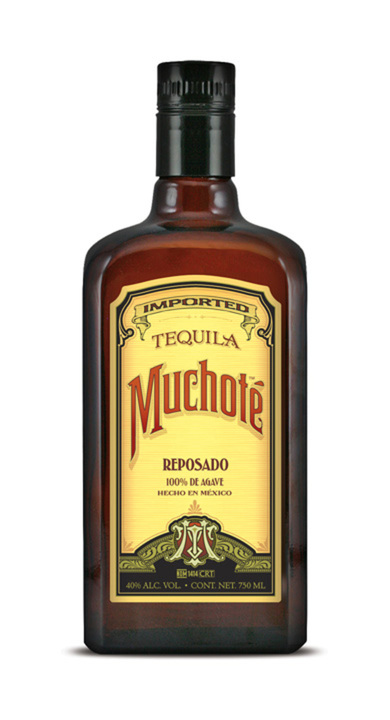 Bottle of Muchote Reposado