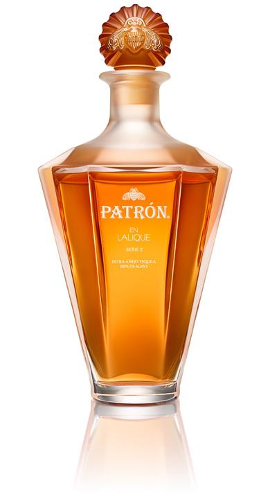 Bottle of Patrón en Lalique: Serie 2