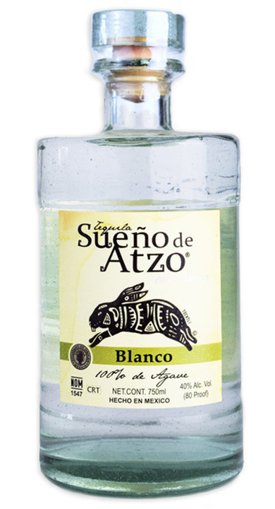Bottle of Sueño de Atzo Blanco