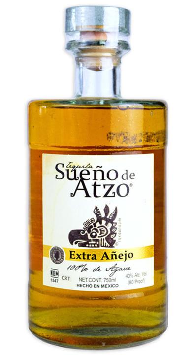 Bottle of Sueño de Atzo Extra Añejo