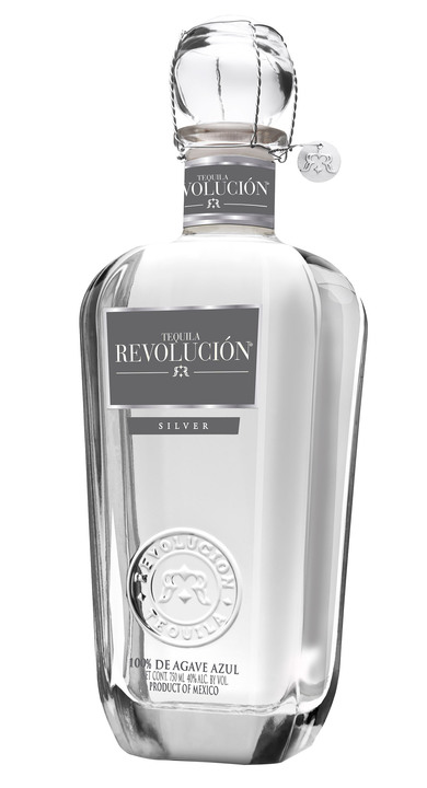 Bottle of Revolucion Silver