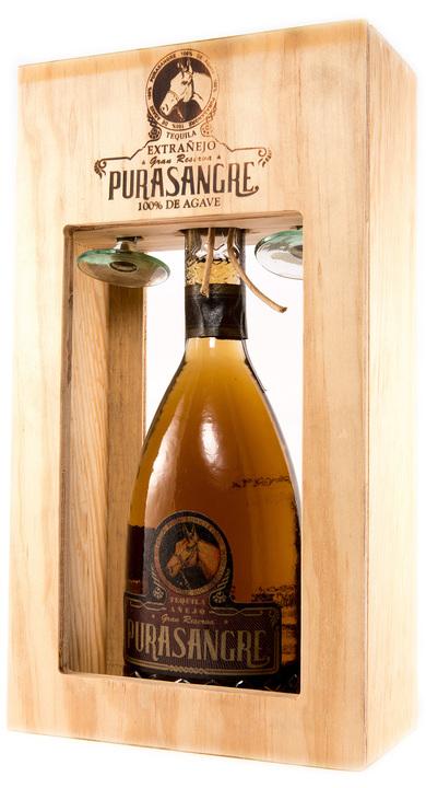 Bottle of Purasangre Añejo Gran Reserva (5 yr)