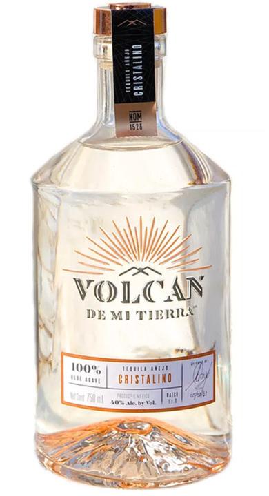 Bottle of Volcan de Mi Tierra Cristalino Añejo