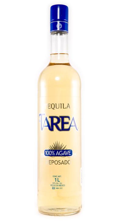 Bottle of La Tarea Reposado