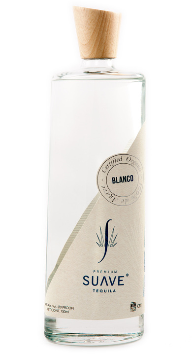 Bottle of Suave Blanco