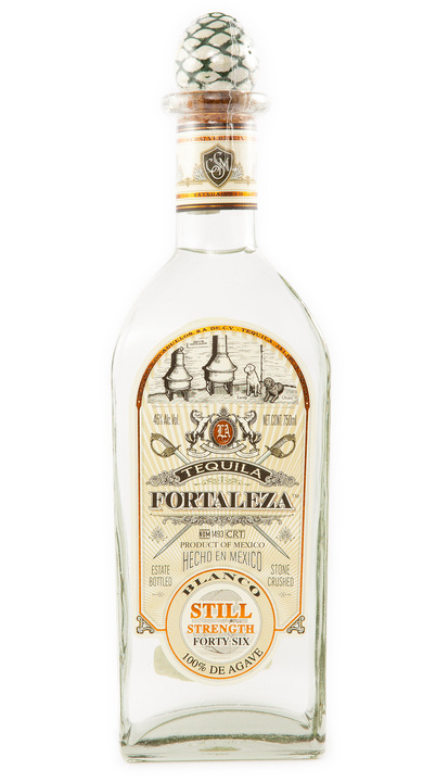 Bottle of Fortaleza Blanco (Still Strength)