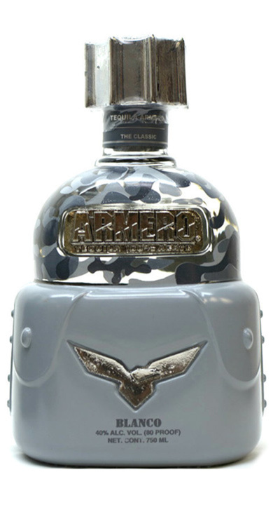 "Bottle of Armero Blanco ""The Classic"""