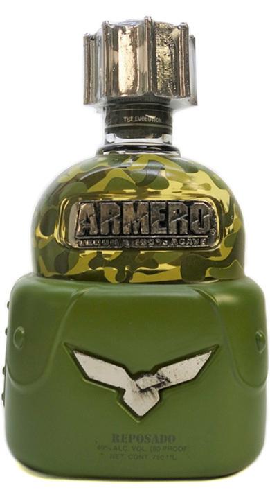 "Bottle of Armero Reposado ""The Evolution"""