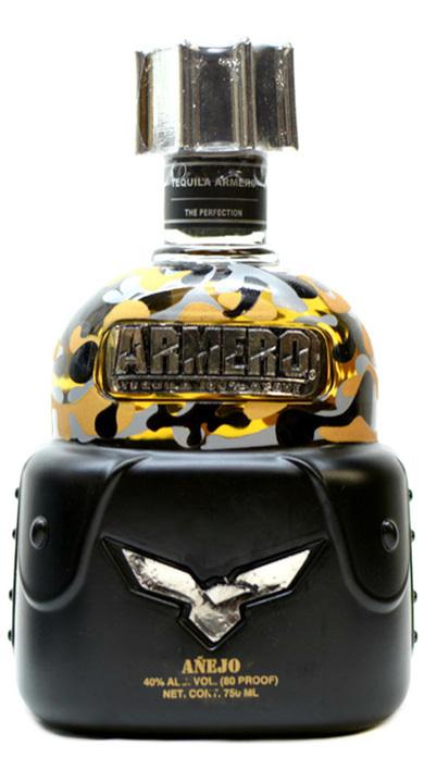 "Bottle of Armero Añejo ""The Perfection"""