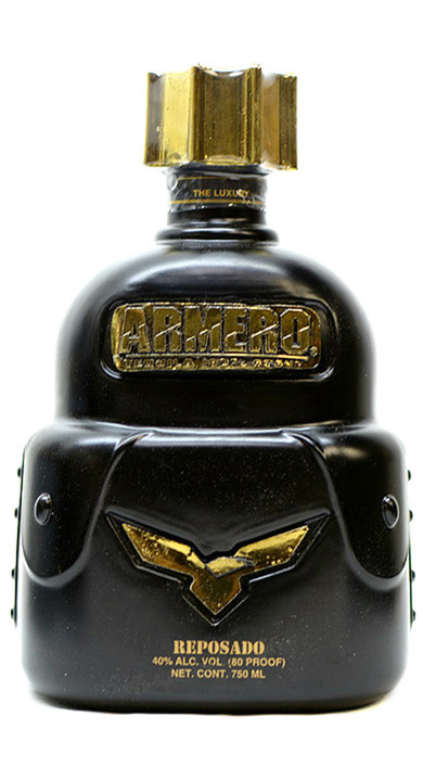 "Bottle of Armero Reposado ""The Luxury"""