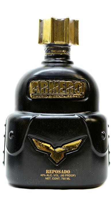 "Bottle of Armero Reposado ""The Luxury"""