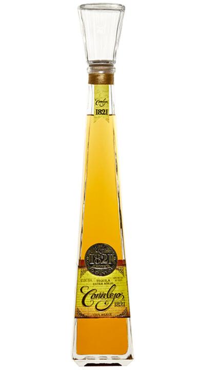 Bottle of Corralejo 1821 Extra Añejo