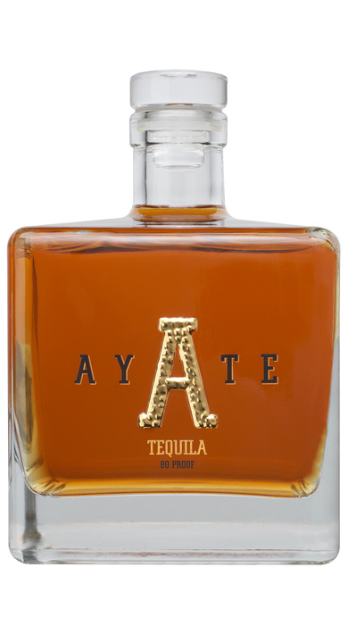 Bottle of Ayate Reposado