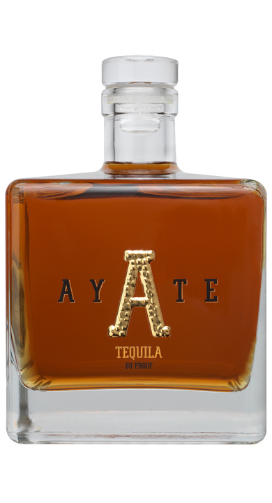 Bottle of Ayate Añejo