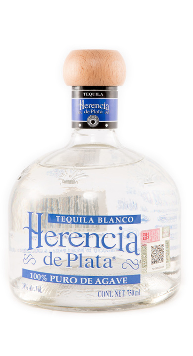 Bottle of Herencia de Plata Blanco