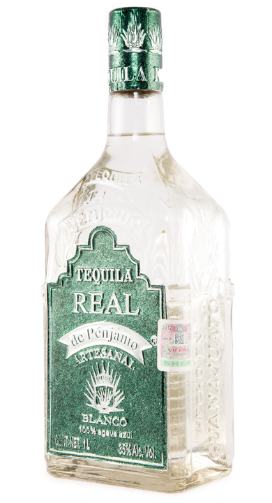 Bottle of Real de Pénjamo Blanco