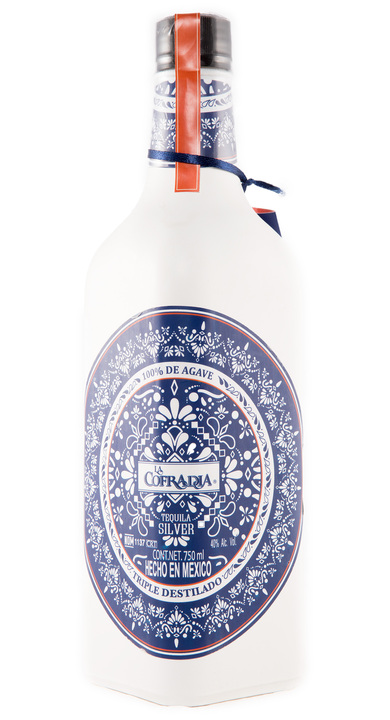Bottle of La Cofradia Silver