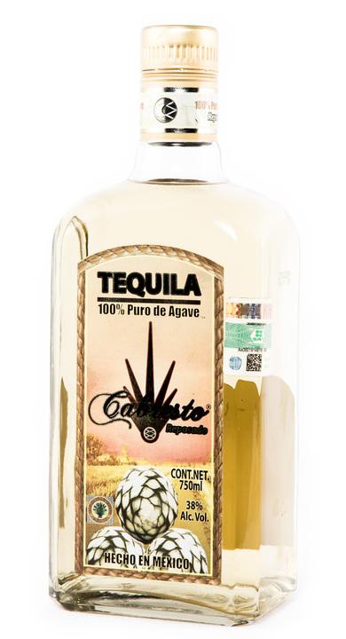 Bottle of Cabresto Reposado