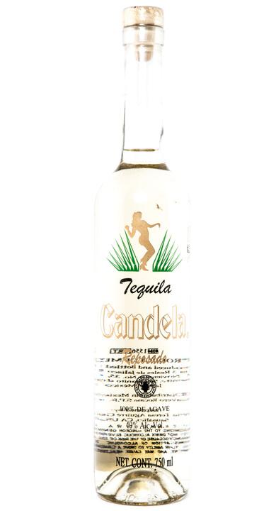 Bottle of Tequila Candela Reposado